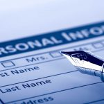 osebni podatki